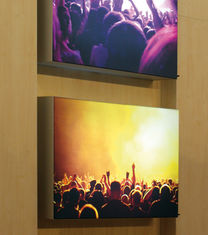 China High Performance Movie Poster Light Box Ultra Thin For Indoor Advertising supplier