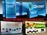 China Energy Saving Silicone Edge Graphics Material Lightbox For Advertising Display factory