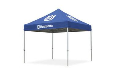 China Shop Advertising Pop Up Shade Canopy Digital Print With Instant Build Up distributor