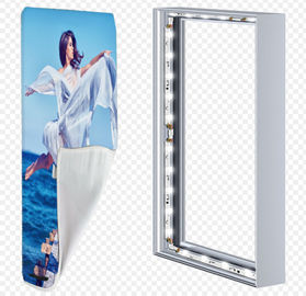 China Custom Made Light Weight Advertising Light Box For Street Advertising / Airport distributor